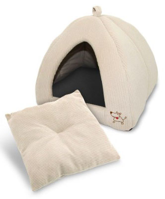Best Pet Supplies, Inc. Pet Cave : Tent Bed for Dogs and Cats