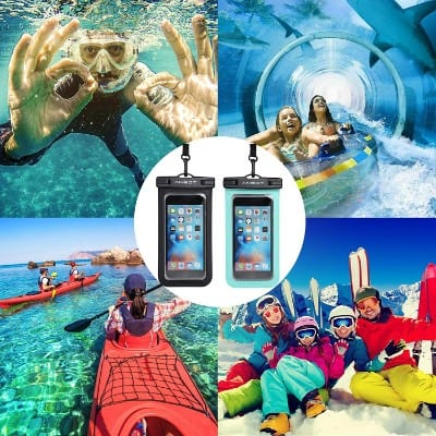 Universal Waterproof Case - Ansot IPX8 Waterproof Phone Pouch