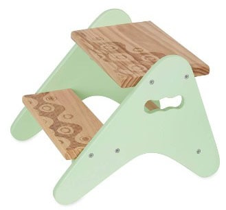 B. spaces by Battat Peek-a-boost Toddler Step Stool