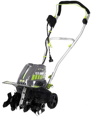 Earthwise TC70016 16-Inch 13.5-Amp Corded Electric Tiller:Cultivator