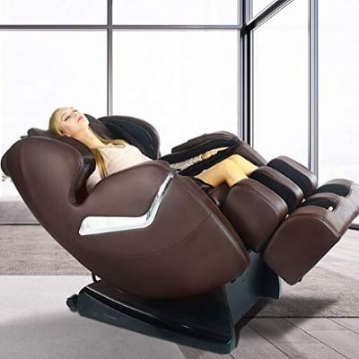 Real Relax Zero Gravity Full Body FDA Approved Affordable Shiatsu Electric Massage Chair