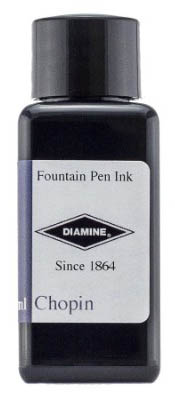 Diamine 30ml Music Collection Fountain Pen Ink Bottle