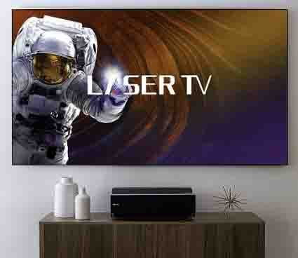 Hisense 100-inch 4K Ultra HD Smart Laser TV 2018 (100L8D)