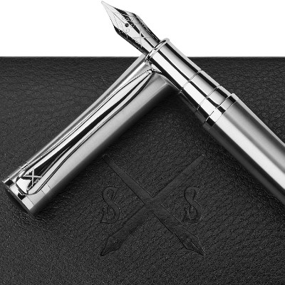 Scribe Sword Fountain Pen with Ink - Calligraphy Pens for Writing