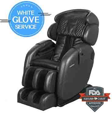Space-Saving Zero Gravity Full-Body Kahuna Massage Chair Recliner LM6800S