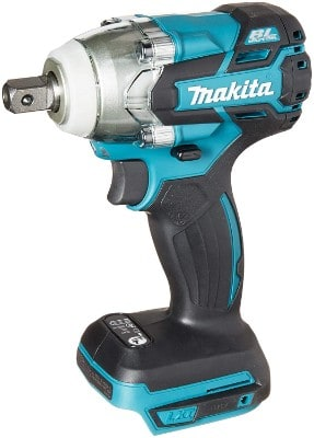 Makita XWT11Z 18V LXT Lithium-Ion Brushless Cordless 3-Speed 1:2 Impact Wrench