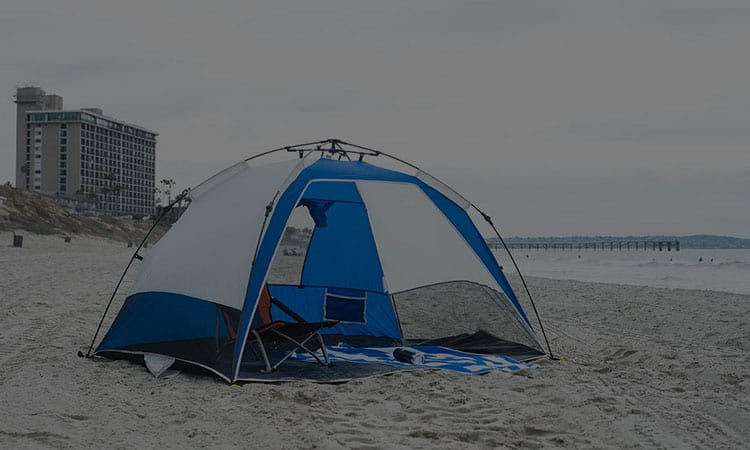 Top 10 Best Beach Tents In 2019 Reviews The10pro