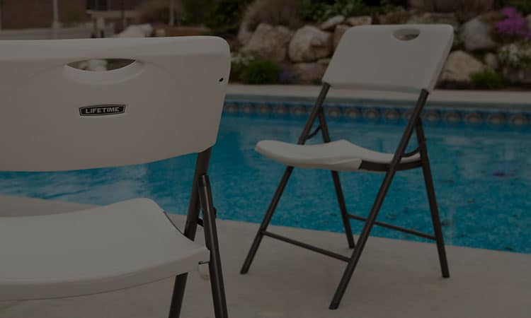 Excellent Top 14 Best Plastic Folding Chairs In 2019 Reviews The10Pro Beatyapartments Chair Design Images Beatyapartmentscom