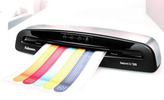 Fellowes 5736601 Laminator Saturn3i 125