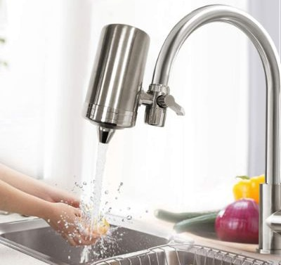 Aibika Water Faucet Purifier System