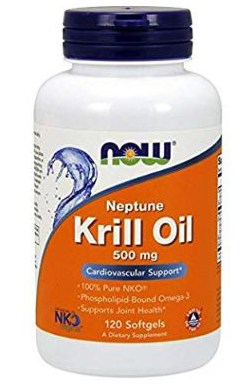 Now® Neptune Krill Oil, 400 mg (225 Count) 225 Count