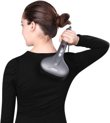 Naipo Handheld Massager Double Head Percussion Massager