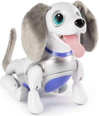 zoomer Playful Pup, Responsive Robotic Dog