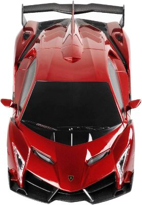 QUN FENG Electric RC Car-Lamborghini Veneno Radio Remote Control Vehicle Sport Racing