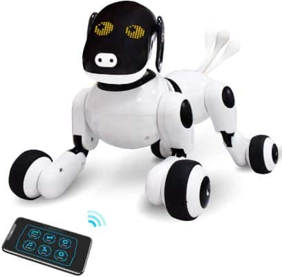 Contixo Puppy Smart Interactive Robot Pet Toy