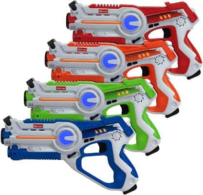 Kidzlane Infrared Laser Tag - Game Mega Pack