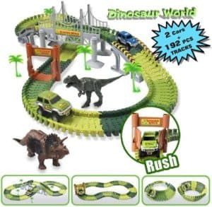 MIECOO Slot Car Race Track Sets