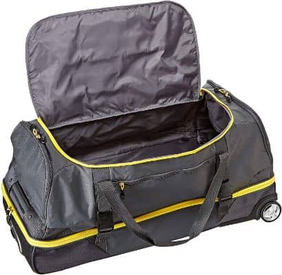 High Sierra Sportour 28 Drop-Bottom Wheeled Duffel