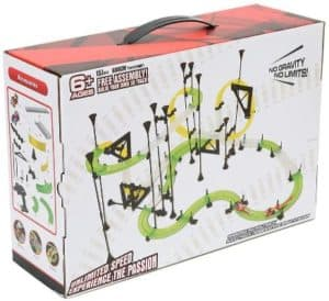 LEDshope RC Car Race Track Set - Slot Car Track Set