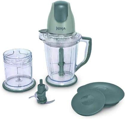 Ninja 400-Watt Blender:Food Processor