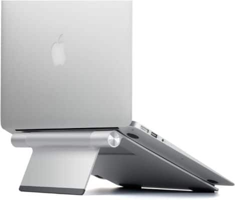 UPERGO Laptop Stand, Foldable Portable Laptop Stand Riser