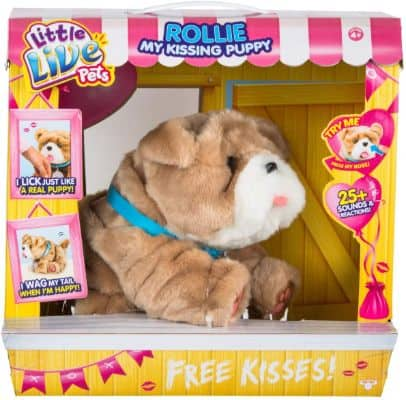 Little Live Pets - My Kissing Puppy – Rollie