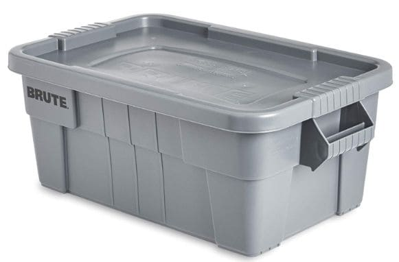 Rubbermaid Commercial Brute Tote Storage Bin