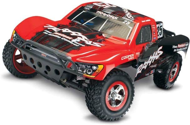 Traxxas Slash 1:10-Scale 2WD Short Course Racing Truck