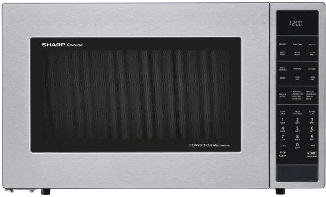 Sharp SMC1585BS 1.5 cu. ft. Microwave Oven