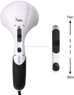 VIKTOR JURGEN Handheld Back Massager