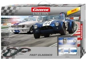 Carrera Evolution Fast Classics Racing Set