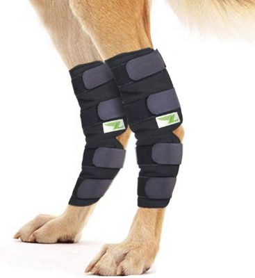 Rear Dog Leg Brace One Pair