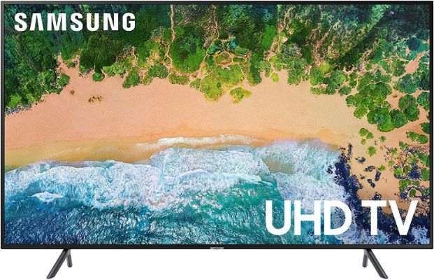 Samsung UN50NU7100 Flat 50 4K UHD 7 Series Smart TV 2018