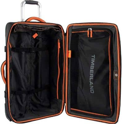 Timberland Twin Mountain Duffle With Wheels