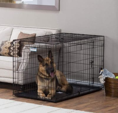 Precision Pet by Petmate ProValu Two Door Wire Dog Crate