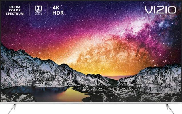 Vizio P75-F1 75 Class 4K HDR Smart TV (Renewed)