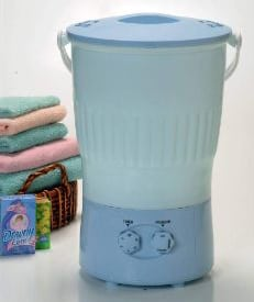As Seen On TV Wonder Washer - a Portable Mini Clothes Washing Machine