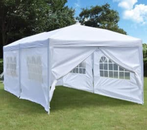 NSdirect 10 x 20 ft Pop Up Outdoor Canopy Tent