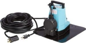 Little Giant 5-APCP Automatic Pool Cover Pump, Submersible Pump, 1:6 HP, 115V