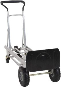 COSCO 4-in-1 Folding Series Hand Truck:Assisted Hand Truck