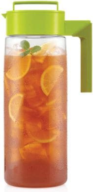 Takeya Iced Tea Maker with Patented Flash Chill Technology Made in USA