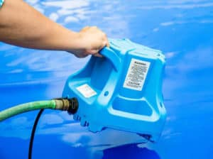 Little Giant APCP-1700 Automatic Swimming Pool Cover Submersible Pump, 1:3-HP, 115V