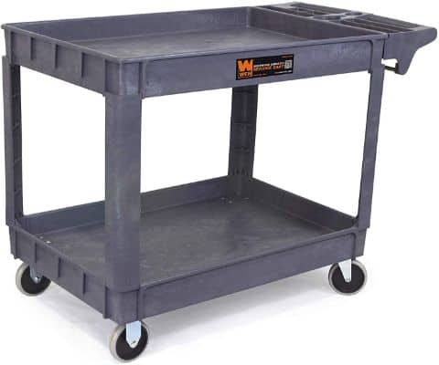 WEN 73004 500-Pound Capacity 36 by 24-Inch