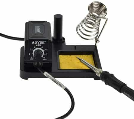 Aoyue 469 Variable Power 60 Watt Soldering Station