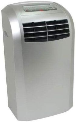 EdgeStar AP12000HS Portable Air Conditioner and Heater with Dehumidifier and Fan
