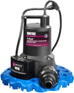 WAYNE 57729-WYNP WAPC250 1:4 HP Automatic ON:OFF Water Removal Pool Cover Pump