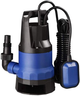 Yescom 1HP 3432GPH 750W Submersible Dirty Clean Water Pump Swimming Pool