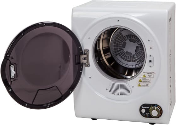 Compact Electric Laundry Dryer