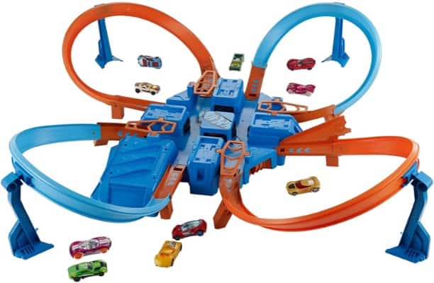 Criss Cross Crash Track Set