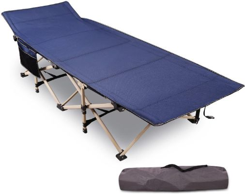 REDCAMP Folding Camping Cots for Adults Heavy Duty